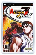 STREET FIGHTER ALPHA 3 MAX PSP FRIDGE MAGNET IMAN NEVERA