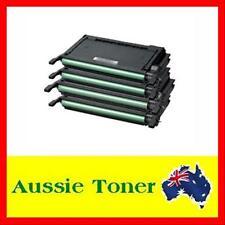4x CLP660 Toner for Samsung CLP-610ND CLX-6210 CLX-6240