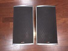 Pair of Polk Audio RTi6 High Performance Bookshelf Main Stereo Speakers