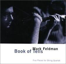 Feldman, Mark - Book of Tells (Erik Friedlander) CD NEU