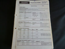 Original Service Manual Grundig Melody Boy 500 elite Boy 500