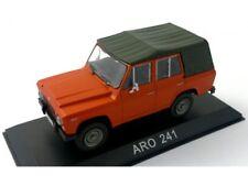 ARO 241 Geländewagen SUV 4x4 hell rot orange Altaya De Agostin S-Preis 1:43