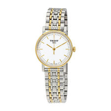 Tissot T-Classic Everytime White Dial Ladies Watch T109.210.22.031.00