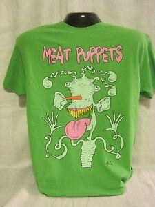 Meat Puppets T-Shirt Tee Kirkwood Rock Punk Band Music Apparel New 002
