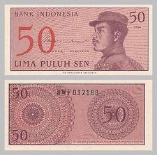 Indonesia/indonesia 50 sen 1964 p94a unz.