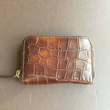 GUCCI EMBOSSED UNISEX WALLET