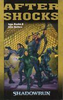 SHADOWRUN-Bd.78: AFTERSHOCKS-Cyberpunk Abenteuer-Roman-neu