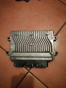 Peugeot 207 / Citroen C2 1.4 engine ecu HW9651696680 SW9664127180 Valeo