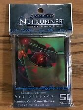 Android Netrunner: Posted Bounty Art Sleeves (50)