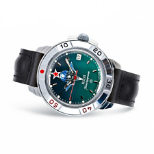 Vostok Komandirskie Military Russian Commander Watch Paratrooper VDV 431021
