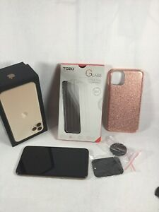 Iphone 11 Pro Max Rose Gold Mobile Phone With  Original Box And Extras 256GB
