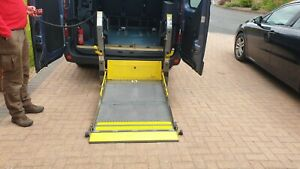 Ricon wheelchair lift - tested and working