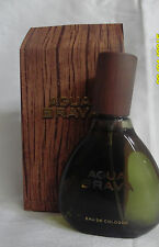 AGUA BRAVA Antonio Puig EAU DE COLOGNE 3.4 OZ / 100 ML  SPRAY FOR MEN NIB
