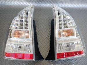2009~ 2011 JDM Toyota Prius ZVW30 Tialights Tail Lights Lamps Set OEM EMS FREE