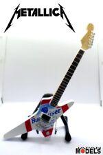 JACKSON James Hetfield Metallica Mini Chitarra - Guitar Music Legends New
