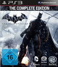 Batman: Arkham Origins - Complete Edition PS3 Neu & OVP