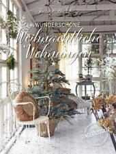 Jeanne d 'arc Living Magazin Wunderschöne weihnachtliche Wohnungen Christmas