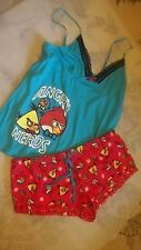 Pajamas Nerdy, Sexy, Cool.   Angry Nerds  Juniors Large 100% Cotton  Brand New