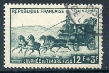 STAMP / TIMBRE FRANCE OBLITERE N° 919 JOURNEE DU TIMBRE 1952