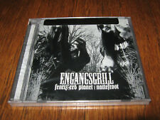 "FENRIZ RED PLANET / NATTEFROST ""Engangsgrill"" CD darkthrone carpathian forest"