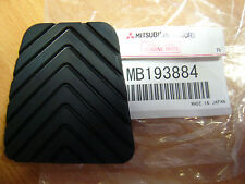 GENUINE MITSUBISHI SHOGUN CLUTCH BRAKE PEDAL RUBBER