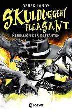 Skulduggery Pleasant 05. Rebellion der Restanten Derek Landy (2011, Gebunden)