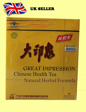 Chinese Health Slimming Tea Great Impression for Weight Loss1x40BAGS