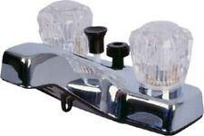 American Motorhome RV Chrome Tub & Shower Diverter Taps