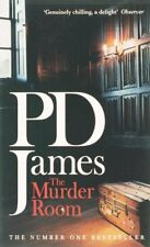 The Murder Room By P. D. James. 9780141015538