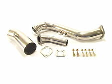 to Set Toyota Supra 2JZGE Turbo Downpipe Induction Accesories Tuning 2JZ-GE
