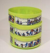 Quaker Oats Vintage Wheres Waldo Wanda Woof Color Changing Bowls Promotional EC