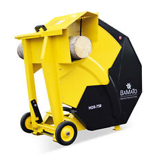 BAMATO Wippkreissäge HOS-750 Wippsäge 700mm HM-Sägeblatt Brennholzsäge Kreissäge