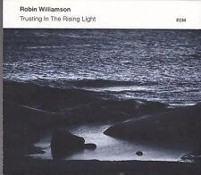 ROBIN WILLIAMSON - trusting in the rising light CD