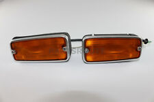Toyota Land Cruiser FJ40 FJ45 OEM Genuine Side Turn Signal Marker Lights Lamp