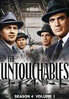 Da Untouchables, The - The Untouchables: Season 4 Volume 1 [New DVD]