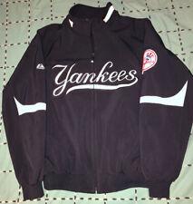 Yankees World Champion Therma Base Jacket  2009 Size XL