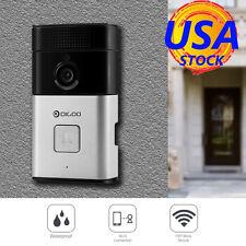 Digoo Bluetooth Wireless WiFi HD Video DoorBell Smart Home Camera Phone Intercom