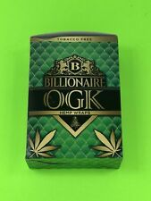 Free Gifts�If U Buy Billionaire Ogk 50 High Quality Hemp Wraps 25 Packs