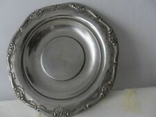 Antique Silver Plate Plates/Platters/Trays