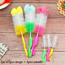 Baby Bottle Brush Cleaner Spout Cup Glass Teapot Washing Cleaning Tool Brush A