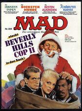 MAD Nr.224 von 1988 - TOP ungelesen! ORIGINAL BSV COMIC Satire Alfred E.Neumann