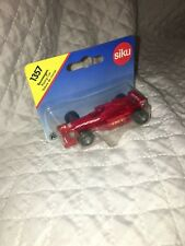 SIKU 1357 AUTO DA CORSA RACING CAR FORMULA 1 F1 Ferrari Mc Laren Williams