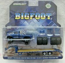 NIP BIGFOOT MONSTER TRUCK LIMITED EDITION GREENLIGHT COLLECTIBLE EXCLUSIVE 2019