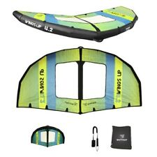WattSup Wing 4.2m Voile Cerf-Volant Surf Feuille Windsegel Sup Aile Accessoires