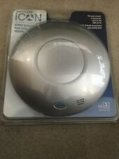 Airflow Icon 60 Exactrator Fan Cover Silver