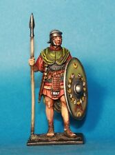 Roman Legionary Elite Tin toy soldiers, Metal 54mm, HAND PAINTED