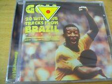 GOAL 20 WINNING TRACKS FROM BRASIL  CD SIGILLATO MARCOS VALLE MILTON NASCIMENTO