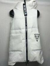 S-Deer Concept Tension with The Skill of Art Hooded Sleeveless Jacket Size S