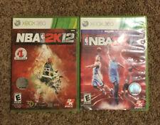 Xbox 360 NBA 2k12 + NBA 2k13.      #A19