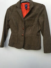 Gap Polyester Casual Coats & Jackets for Women